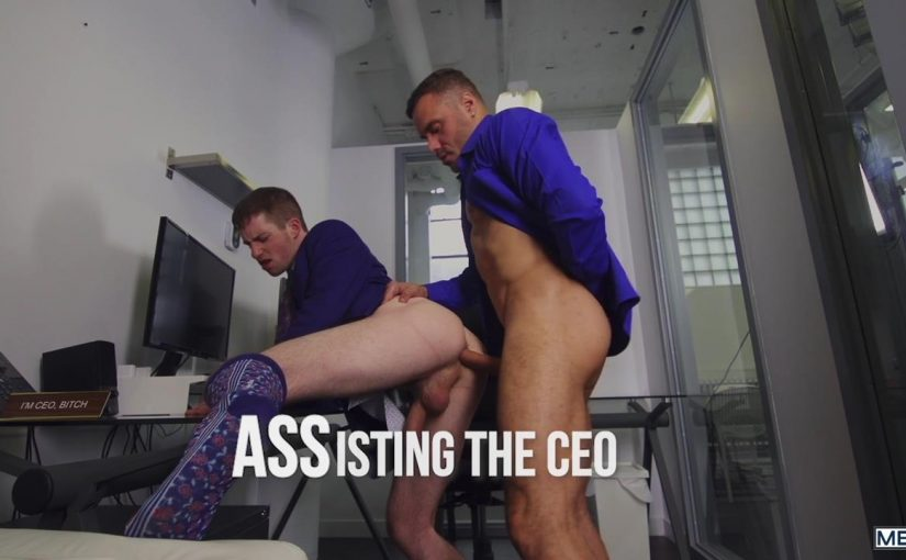 ASSisting The CEO – Thyle Knoxx / Manuel Sky
